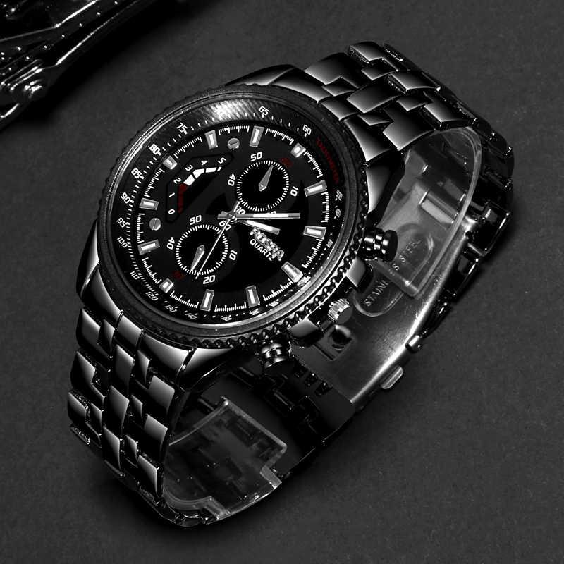 אופנה שעון גברים שעונים למעלה מותג יוקרה זכר שעון עסקי גברים של שעון Hodinky Relogio Masculino Relojes Hombre 2019