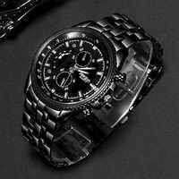 Relógio de forma Dos Homens Relógios Top Marca de Luxo Relógio Masculino Relógio Dos Homens de Negócios Hodinky Relogio masculino Relojes Hombre 2019
