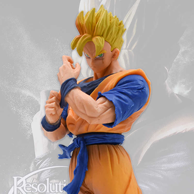 Japan Anime Dragon Ball Z Son Gohan Soldaat Ontwaken PVC Action Figure Toekomst Hero Goku Battle Edition Collectible Model Speelgoed