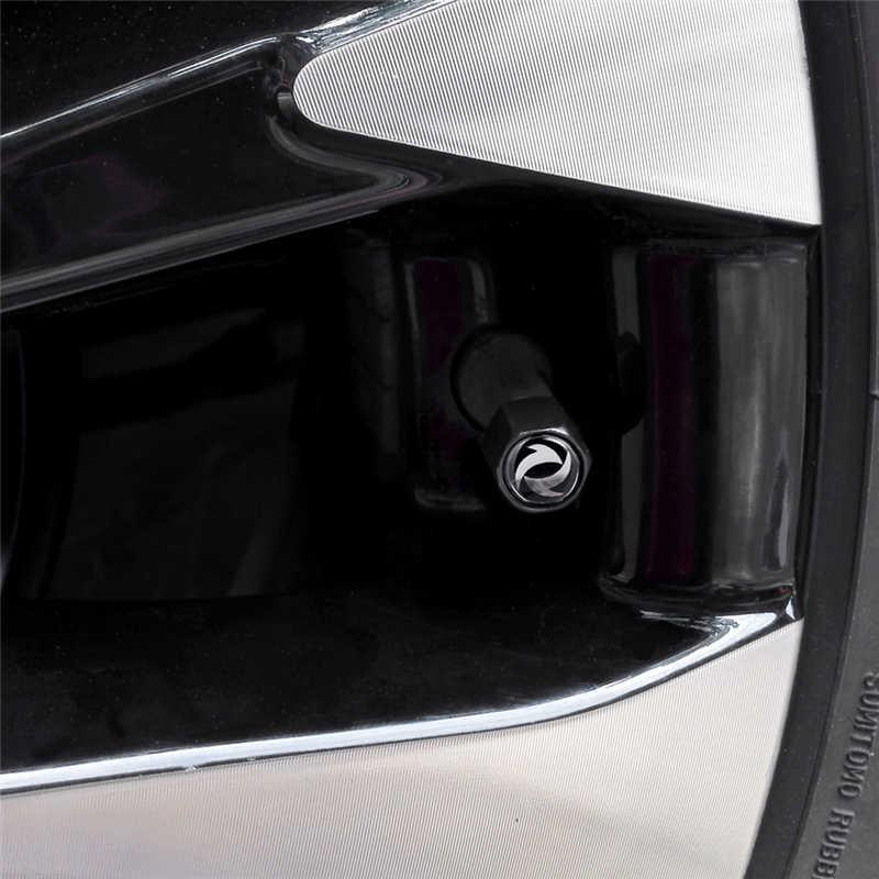 Car Styling per Dongfeng Ax7 A30 AX4 S30 H30 K07 580 Della Rotella Della Gomma Tappi Valvola del Pneumatico Antifurto Cappello Aria Auto accessori