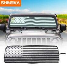 Солнцезащитный козырек shineka солнцезащитный для jeep wrangler