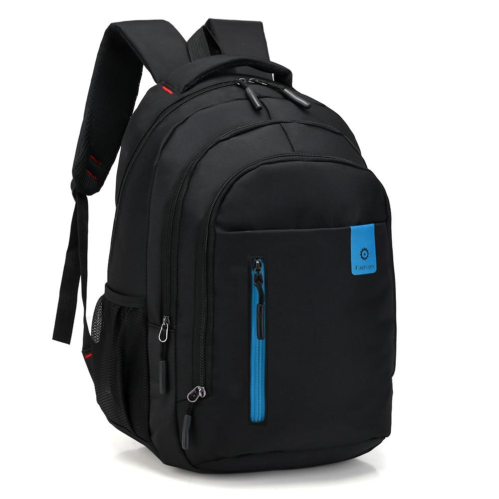 Man Backpacks Beetles-Style School-Bags Teenage-mens For Fashion Cartoon New Patchwork