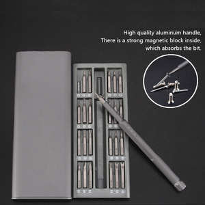 Image 5 - New Product 48 in 1 Mini Precision Screwdriver Tool Set with Waterproof Oxford Bag for Mobile Phone Household DIY Repair
