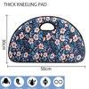 Multi-function Garden Kneeler Pad Kneeling Seat Mat Water Resistant Shock Absorb Shock  Memory Foam Cushion flash sale