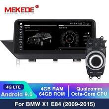 Ips ID7 PX6 6 ядер Android 8,1 система автомобильный DVD мультимедийный плеер для BMW X1 E84 2009-2013 с wifi радио BT gps навигация