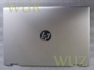 Новая Оригинальная задняя крышка ЖК-дисплея для HP Pavilion X360 14-CD TNP-W131 L22250-001 серебристого цвета