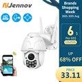 Jennov 1080 P PTZ IP камера Открытый Купол беспроводная видеокамера с Wi-Fi двухстороннее аудио 2MP панорамирование наклон CCTV сети наблюдения ONVIF