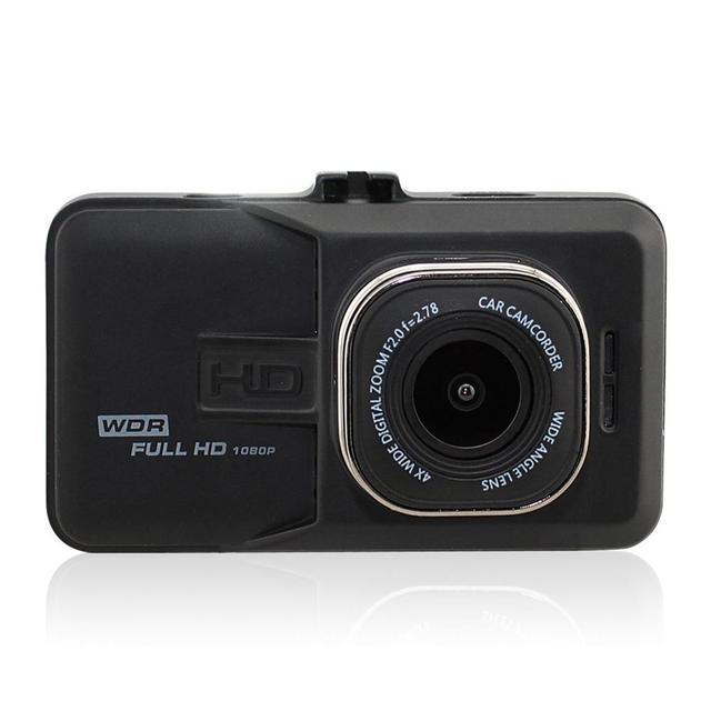 Car DVR Driving Recorder Full HD 1080P 3 Inch Vehicle Camera DVR EDR Dashcam Motion Detection Night Vision G Sensor USB AV-Out 1