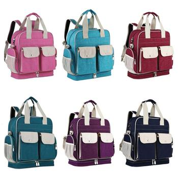 Baby Diaper Backpack Large-capacity Fashionable Mother's Maternity bag Baby Stroller Nappy Bag Mummy Bag