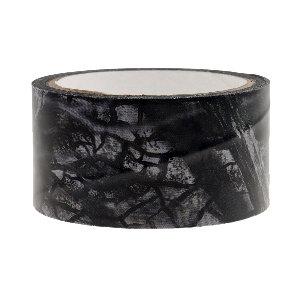 10Meters Outdoor Hunting Camouflage Stealth Waterproof Tape Wrap Roll Protects From Dust Slippage On Rocks Steep Terrain