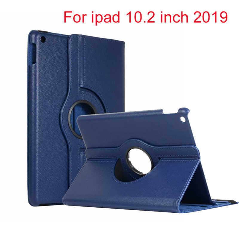 Essidi Voor Apple ipad 10.2 inch 2019 Lederen Funda Case Tablet Beschermhoes Sleeve Voor ipad 7th Generatie Smart Case