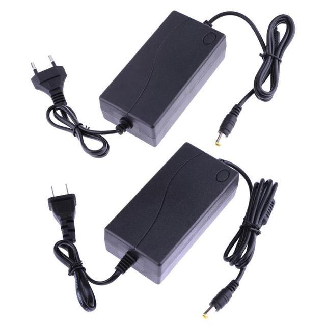 "19V 2.1A AC כדי DC כוח מתאם ממיר 6.5 6.0*4.4mm עבור LG צג אספקת האיחוד האירופי ארה""ב תקע מטען עבור LCD הטלוויזיה GPS ניווט"