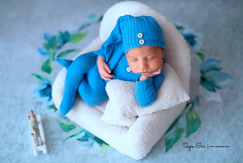 Baby Small Sofa Chair Newborn Photography Prop Shooting  Posing  Studio Infantile Creative Accessories 100 Days