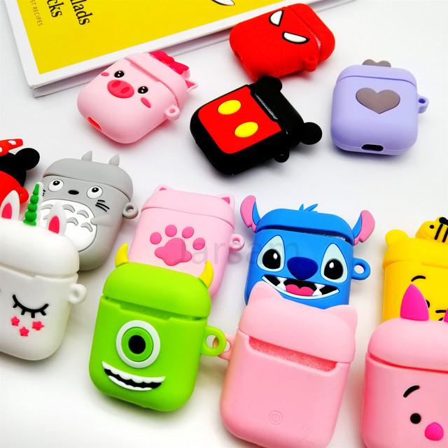Cute Soft AirPods Case.