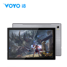 VOYO i8 10.1 inch Tablet Android Duad core Processor SIM 4G/Wifi Tablets PC 2in1 with keyboard 4GB RAM 64GB SSD