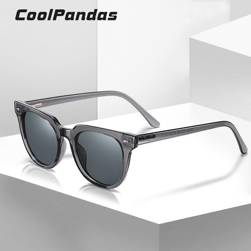 Купить coolpandas 2020 бренд унисекс пластиковые винтажные поляризационные