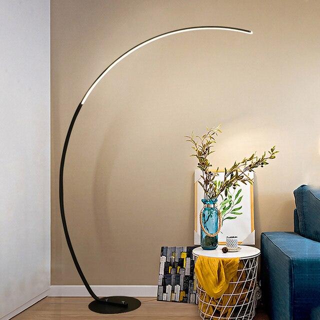 Nordic Arc Shaped Floor Lamp 2