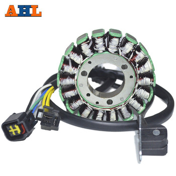AHL Motorcycle Magnet High Output Stator Coil For Suzuki DR250 DR 250 250XC 1994 - 2007 Djebel 1998 2008
