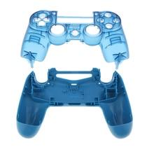 Funda trasera delantera para Sony PS4, Mando de mando profesional, Joypad, funda protectora