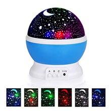 3d estrela luz da noite lâmpada do projetor letras led crianças noite estrelada bebê lâmpadas para crianças lamparas luz da lua nightlight infantil