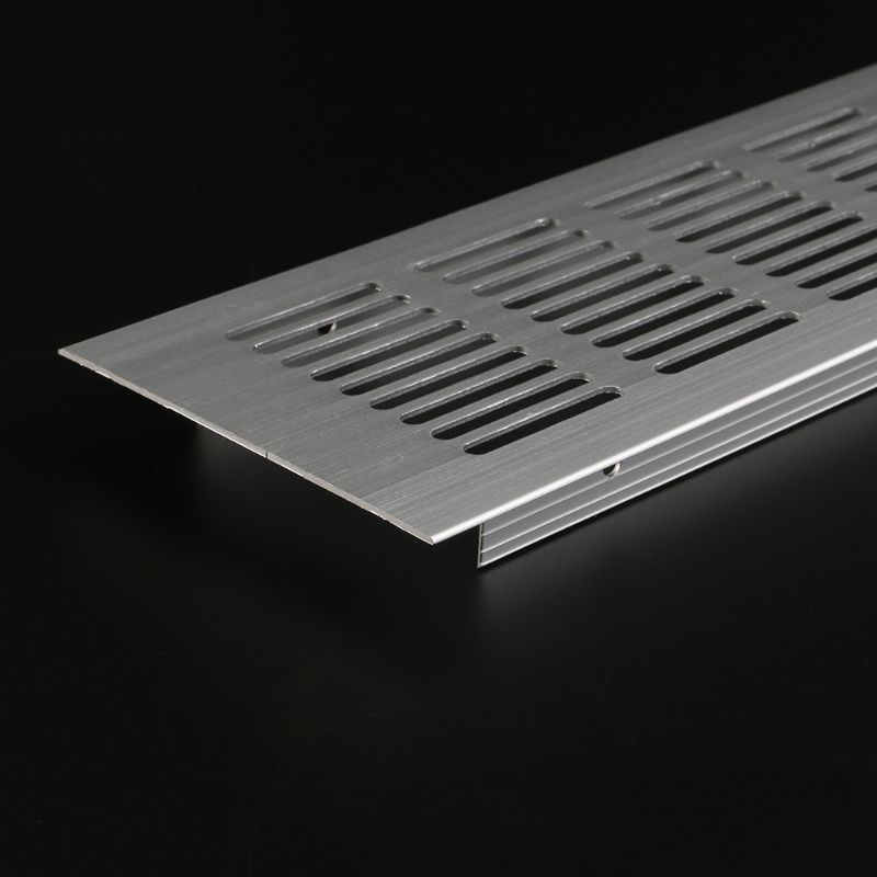 Aluminum Alloy Air Vent Perforated Sheet Web Plate Ventilation Grille RXJB