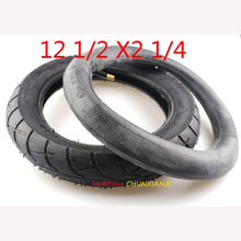 High quality 12 1/2 X 2 1/4 Tire & inner tyre fits Many Gas Electric Scooters and e-Bike 12 1/2*2 1/4 tyre
