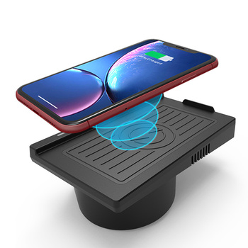 Auto Intelligent Wireless Charger Case Qi Accessories Phone Charging Dock Car 10W for 2016-2020 BMW X5 X6