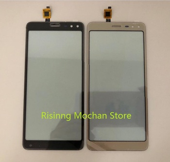 IN STOCK ! for Allcall S1 Front Panel Touch Screen sensor Mobile Phone glass display Replacement Digitizer 5.5 touch screen