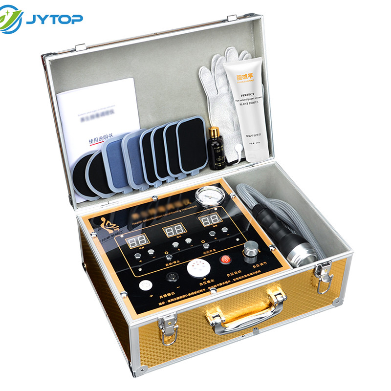 JYtop DDS Bio Electric Massage Machine Model Hualin Acid Base Equilibrium Therapy