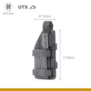 Image 2 - OneTigris Tactical Gun Holster Molle Modular Belt Minimalist Pistol Holster for Glock 17 19 22 23 31 32 34 35