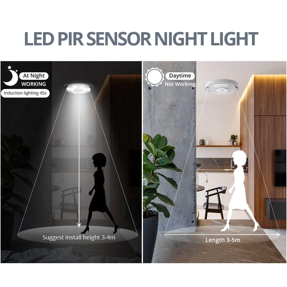 モーションセンサー led キッチンライトバッテリー下キャビネットナイトランプ階段/クローゼット/ワードローブ照明 led パックライトナチュラル白