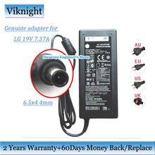 Оригинальный адаптер питания переменного тока для lg 19v 737a