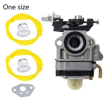 10mm Carburetor Carb for Universal Hedge Trimmer Chainsaw Strimmer Brush Cutter Parts carburetor for oleo mac sparta 35 36 37 38 40 43 44 chainsaw carb strimmer carburettor brushcutter carby asy repl emak parts