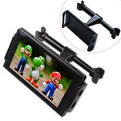 Samochód tylna poduszka uchwyt telefonu Tablet stojak samochodowy Seat tylny zagłówek uchwyt montażowy dla iPhone X8 iPad Mini Tablet 4 11 cal|Stojaki do tabletów|   -