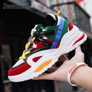 Image 5 - Модные кроссовки для мужчин и женщин, высококачественная повседневная обувь, Классическая Удобная Уличная обувь для женщин, Размеры 35 47