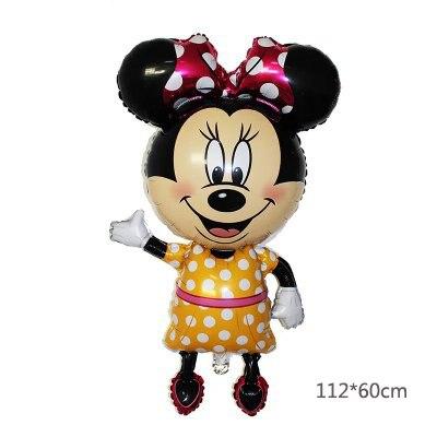 Minnie yellow 112x65