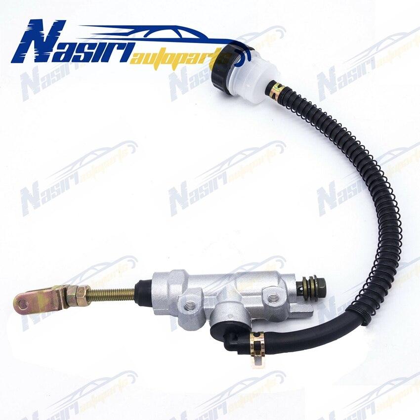 Efficient Rear Brake Master Cylinder For Honda Sportrax400 Trx400 Cr250 Crf230l Xr400 Xr600 Cbr600 Vtr1000f Yamaha Tzr125 Fzr250 Xjr400 Special Summer Sale