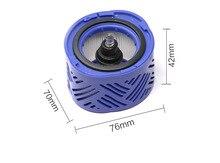 цена на For Dai Sen Vacuum Cleaner Parts Post Filter Screen V6 Front Filter Element Hepa