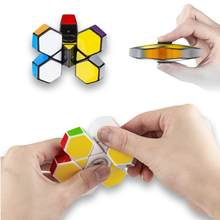 hand spinner fidget toys magic cube(China)