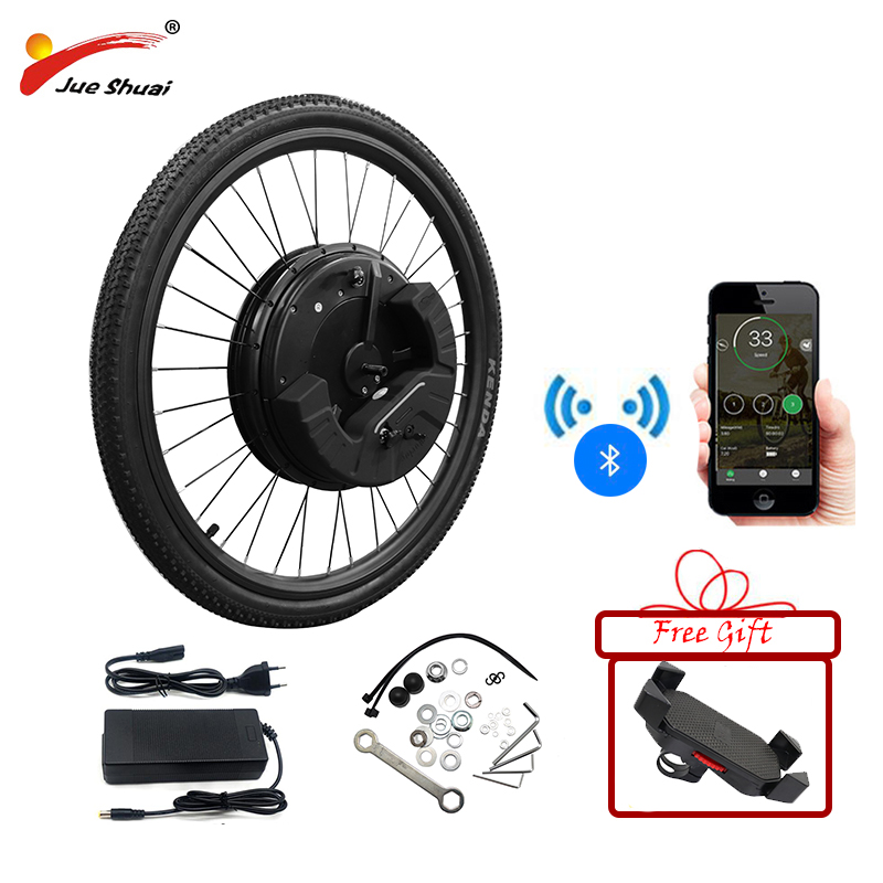 40 km/h iMortor 3,0 Alle in Einem Elektrische Fahrrad Kit Front Motor Rad 36V350W Ebike Conversion Kit mit Batterie kit MTB Bicicleta