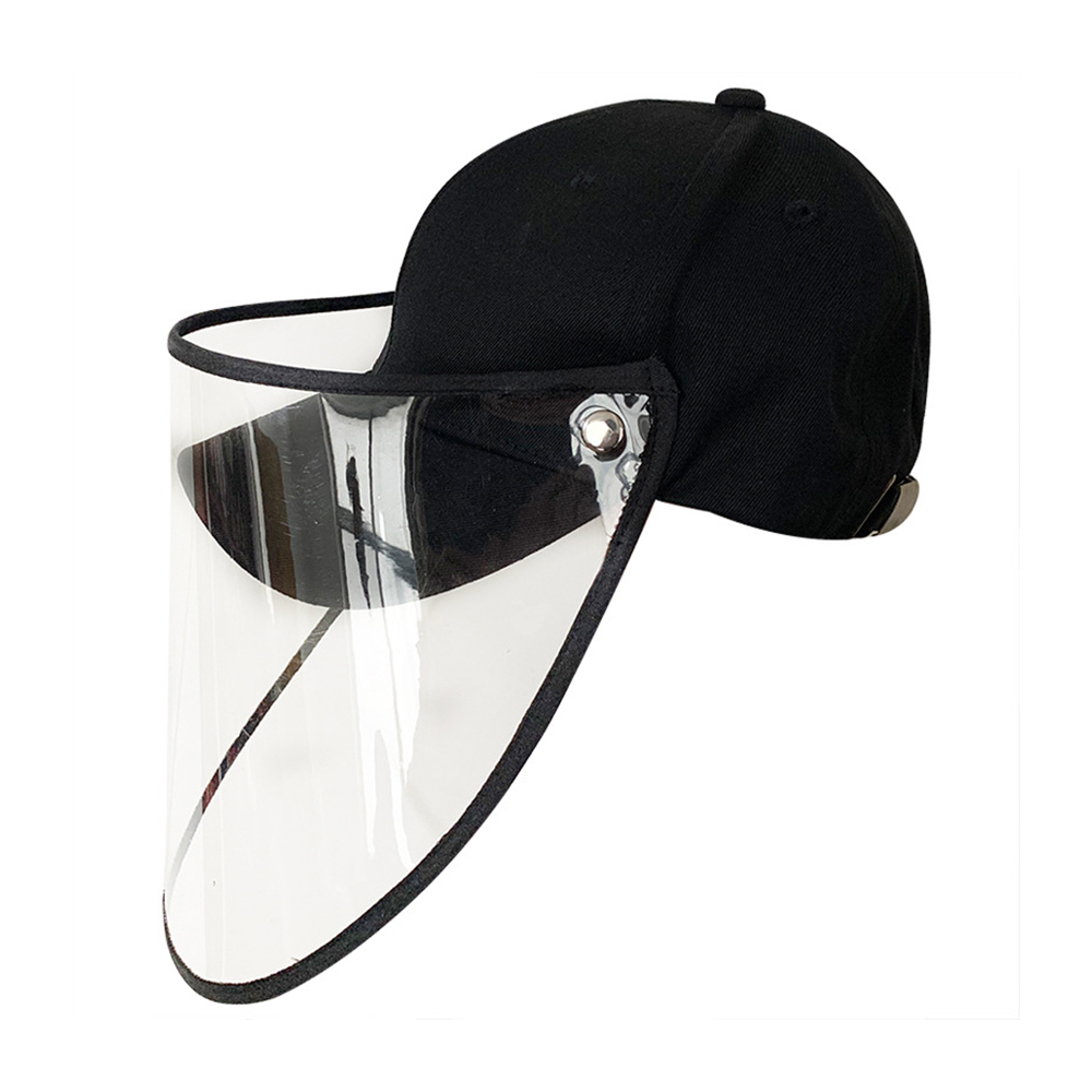 Protective Cap Coronary Protective Hat Adjustable Eye Protection Windproof Hat Men Women Anti-dust Fog Isolation Face Cover Cap