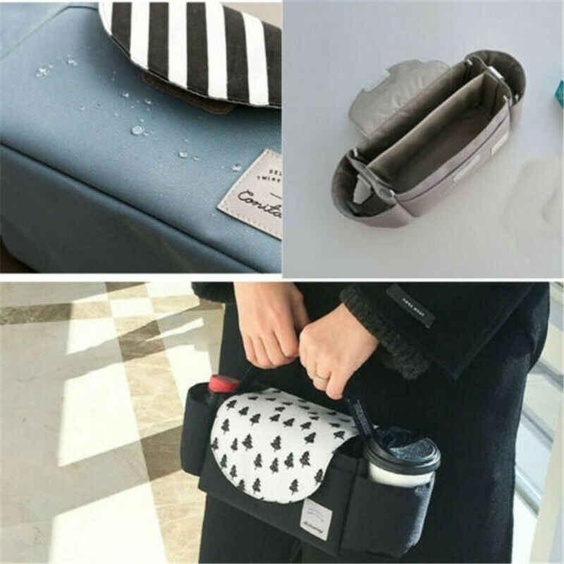 Большая емкость Hasp печать сумка для хранения Органайзер Сумка висящий стол автомобиль б/у сумка