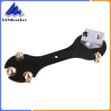 Инструмент Для запчастей 3d принтера 5 в 1 гаечный ключ 57 мм