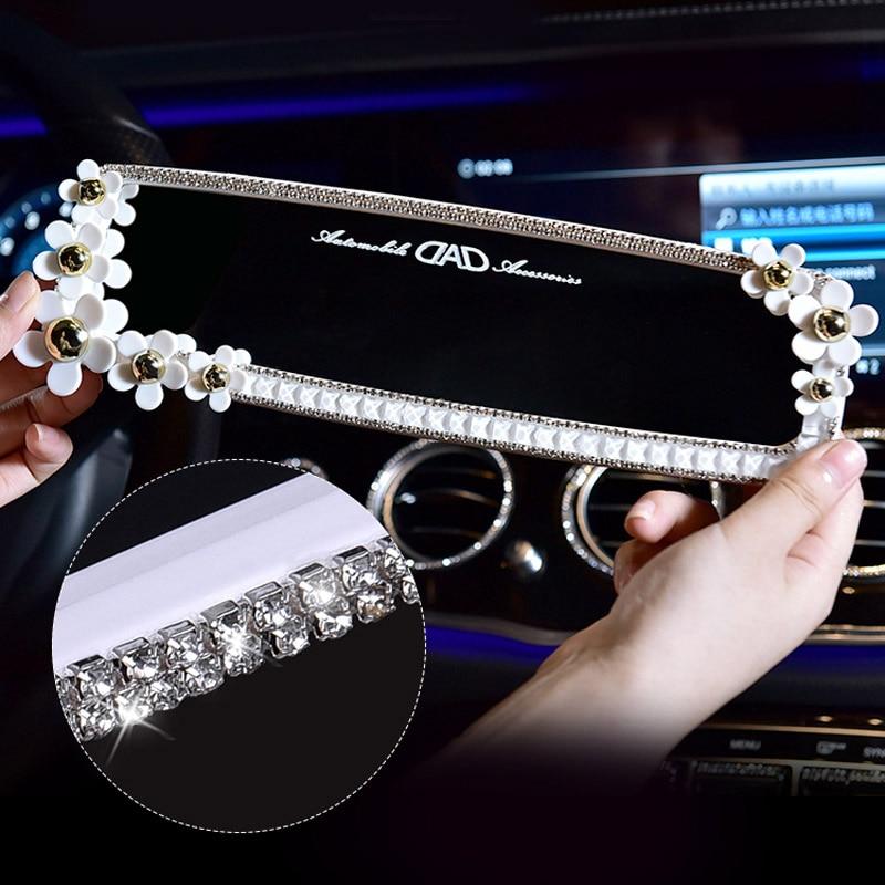 Diamond-Daisy-Flower-Rear-View-Mirror-Universal-Wide-Angle-Rear-View-Mirror-Crystal-Car-Interior-Mirrors-21