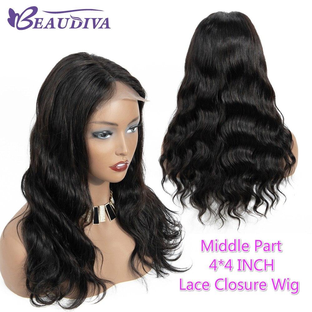 150 4X4 Closure Wig