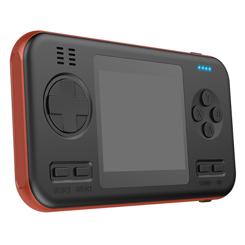 Built-In 416 Games Wth 8000MAh Battery Power Bank Retro Video Handheld Game Console 2.8 Inch Color LCD Game Player