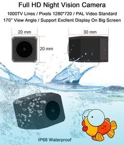 Image 3 - Caméra de recul pour voitures, caméra de recul Full HD, 1280x720 px, pour Hyundai ix25, 2014, 2015, 2016