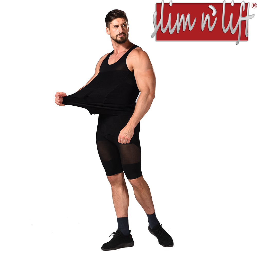 Slim N Lift Official Store for Men Shaping Undergarment Elimination of Male Beer Belly