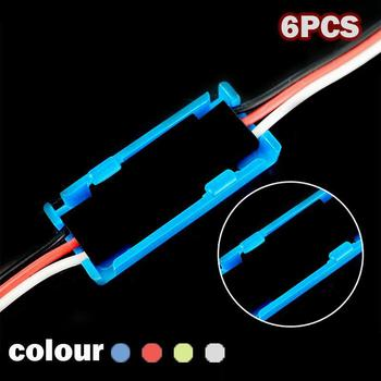 Servo extension cable clamp ESC Y cable safety buckle fastener connector card for Rc servo helicopter model car Ship model TRX-4 image