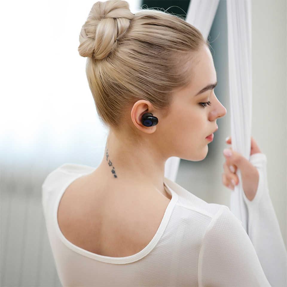 JBL T120 bezprzewodowy bluetooth tws true słuchawki dostroić 120TWS słuchawki stereo dźwięk gitara basowa słuchawki zestaw słuchawkowy z mikrofonem etui z funkcją ładowania